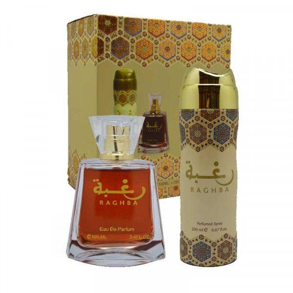 Gift set raghba