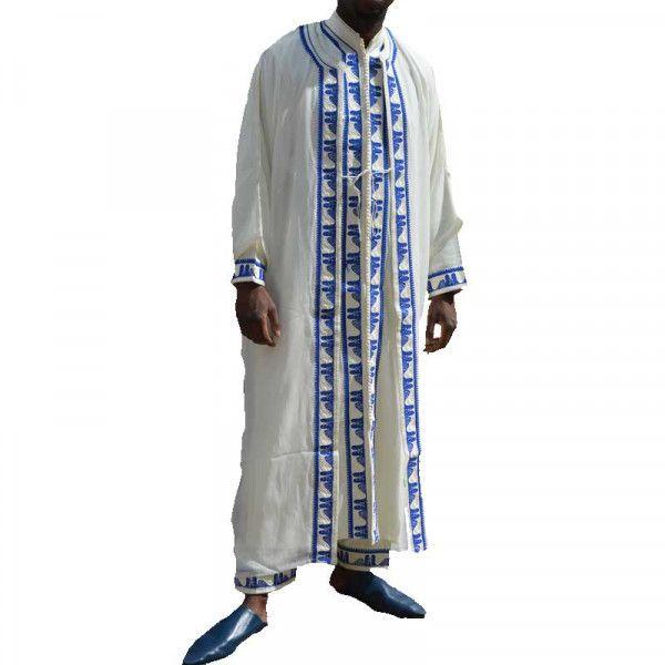Jabador white and blue - 3pcs