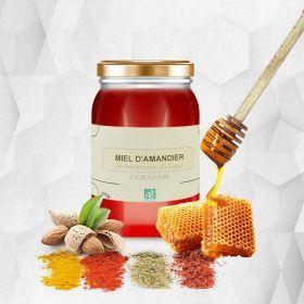 Tropical almond honey -...