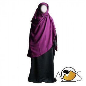 Hijbab Violet