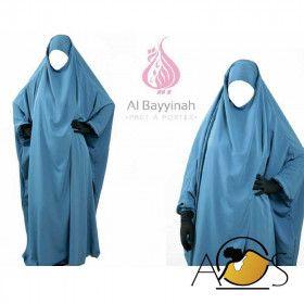 Jilbab saoudia Nidha Al bayyinnah - Divers colors