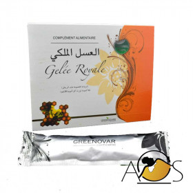 Gelée Royal Stick de 20g Aphrodisiaque