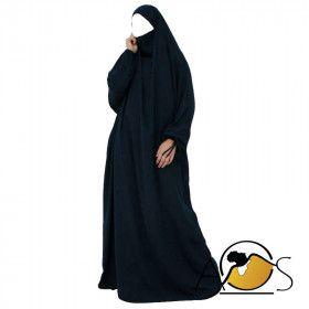 Jilbab Al Bassira Caviary 1pc - divers couleurs