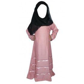 Abaya Enfant Hawa - divers couleurs