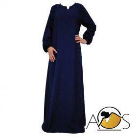 Abaya Al Bassira Wool Peach - divers couleurs