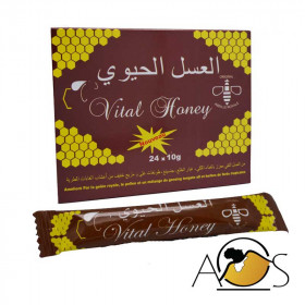 Vital honey - stick de 10g