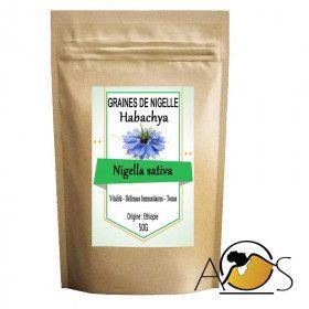 Graine de nigelle d'Ethiopie