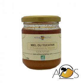 Organic yutacan honey - Mexico