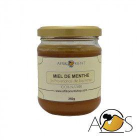 Mint honey - Romania