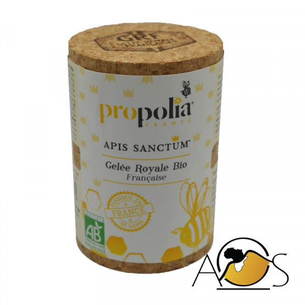 French organic royal jelly 10g