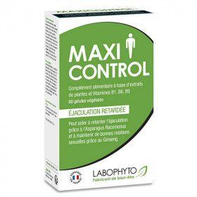 Maxi control - Aphrodisiaque naturel pour homme