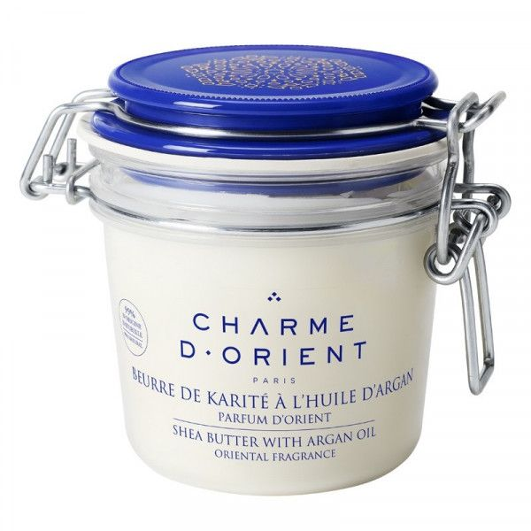Argan shea butter - Oriental fragrance