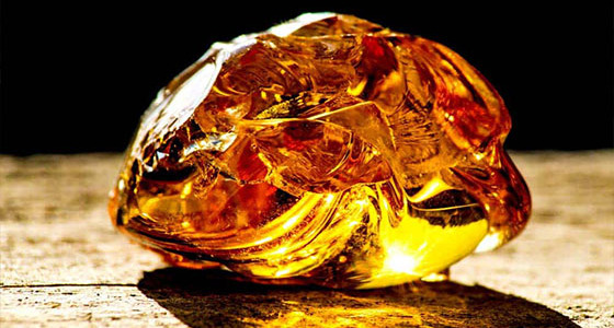 Amber and its benefits