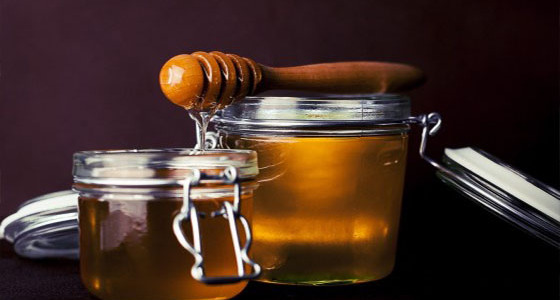 How can I prevent my honey from hardening?